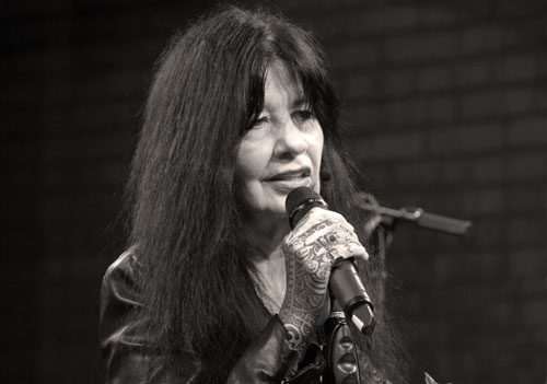 Joy Harjo named U.S. poet laureate