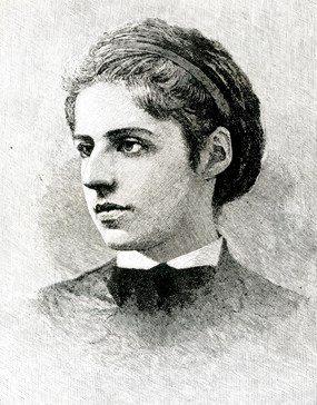 Emma Lazarus portrait