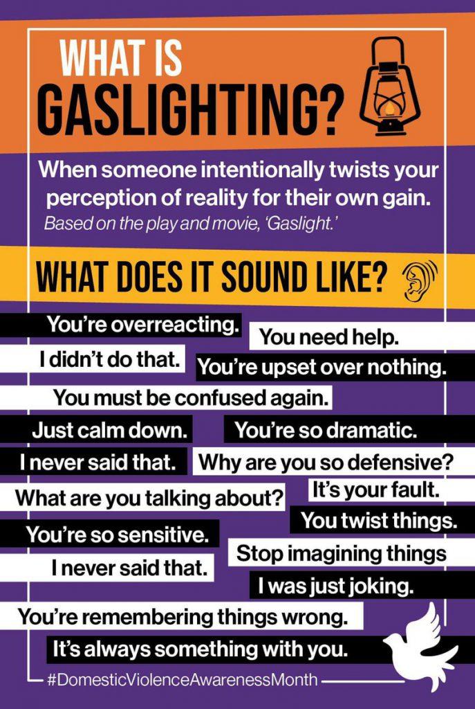 Gaslightning Gaslighting